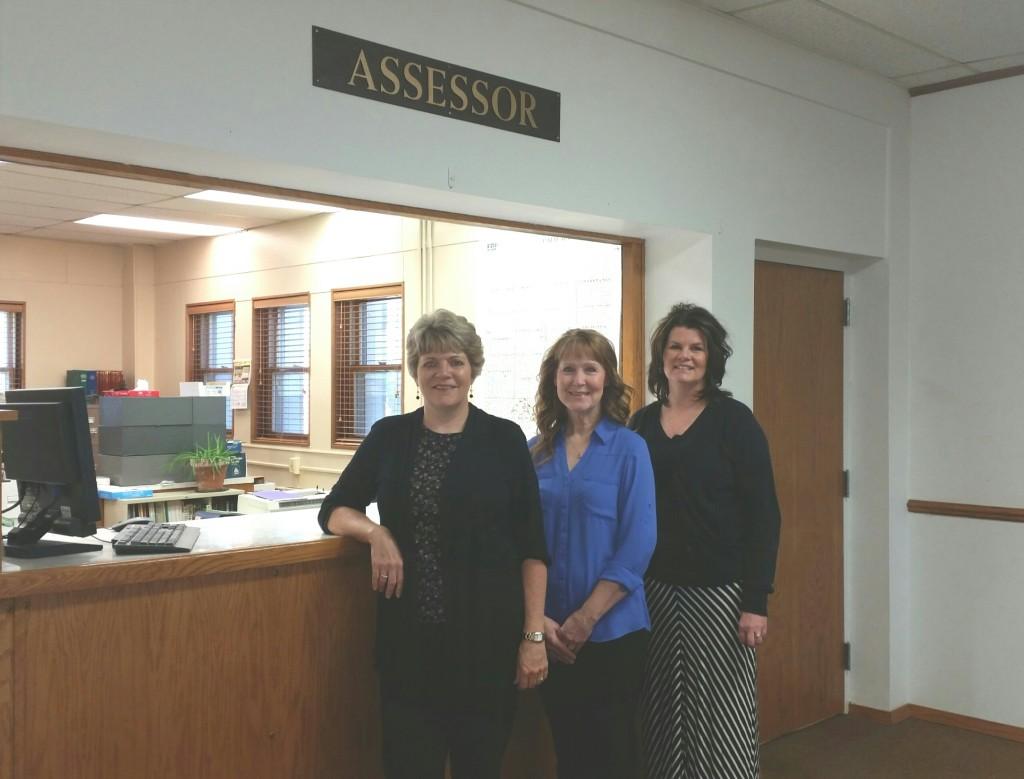 L to R: Lois Naig (Assessor), Irene Danielson, Jodi Jergens,